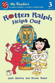Rotten Ralph Helps Out ebook by Jack Gantos,Nicole Rubel