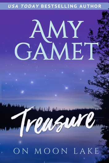 Treasure on Moon Lake ebook by Amy Gamet