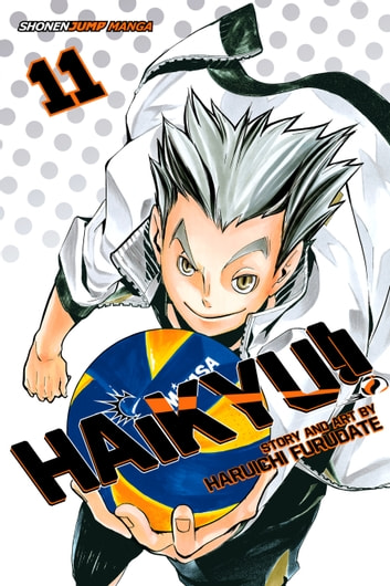 Haikyu!!, Vol. 11 - Above ebook by Haruichi  Furudate