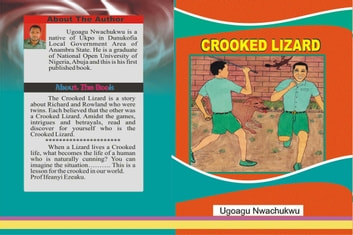 Crooked Lizard ebook by Refinars
