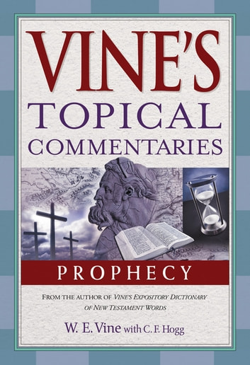 Prophecy eBook by W. E. Vine