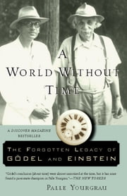 A World Without Time - The Forgotten Legacy of Godel and Einstein ebook by Palle Yourgrau