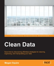 Clean Data ebook by Megan Squire