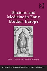 Rhetoric and Medicine in Early Modern Europe ebook by Professor Mary Thomas Crane,Professor Henry S. Turner