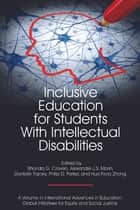 Inclusive Education for Students with Intellectual Disabilities ebook by Rhonda G. Craven, Alexandre J. S. Morin, Danielle Tracey,...