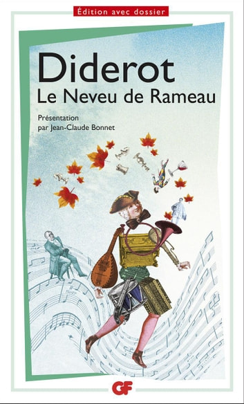 Le Neveu de Rameau ebook by Denis Diderot,Jean-Claude Bonnet