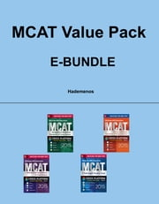 McGraw-Hill Education MCAT Value Pack ebook by George Hademenos