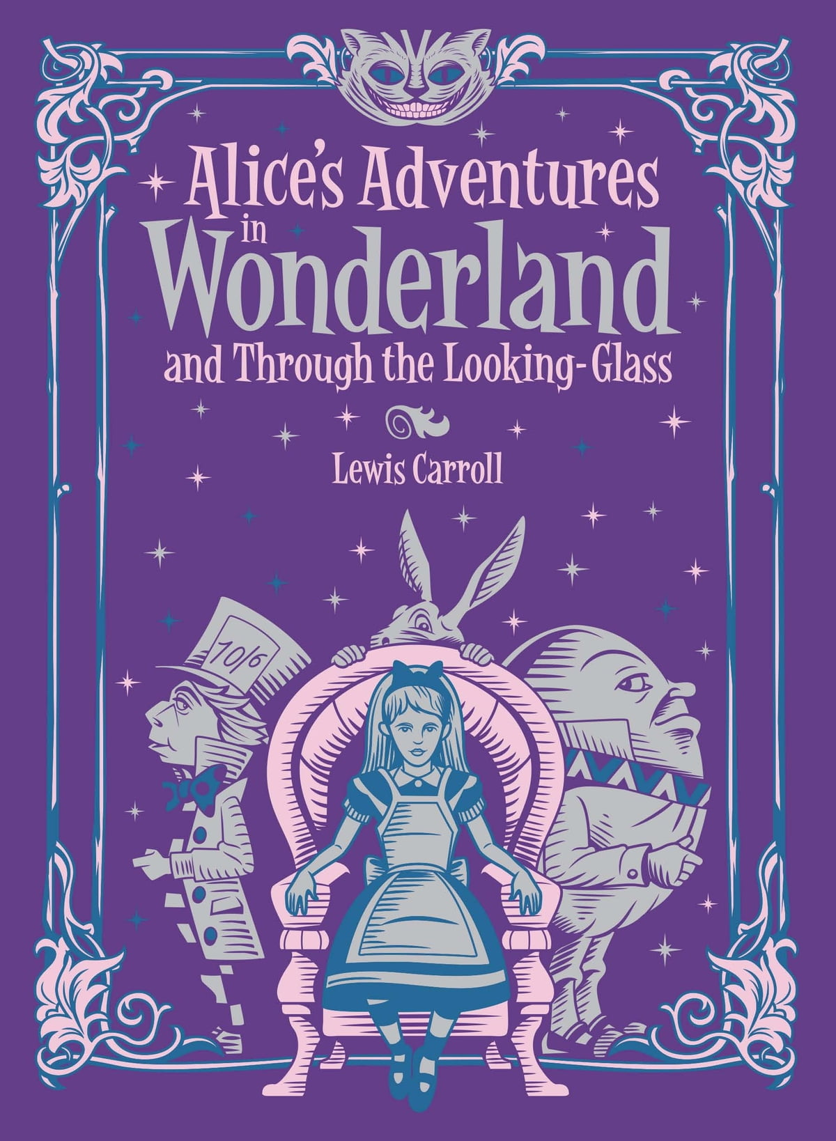Alice's Adventures in Wonderland and Through the Looking Glass ...