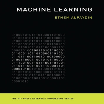 Machine Learning - The New AI audiobook by Ethem Alpaydi