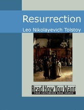 Resurrection ebook by Leo Nikolayevich Tolstoy