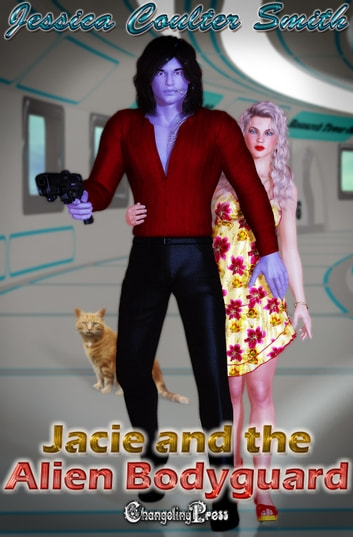 Jacie and The Alien Bodyguard (Intergalactic Brides 6) ebook by Jessica Coulter Smith