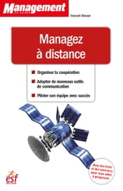 Managez à distance - les guides management ebook by Hannah Besser