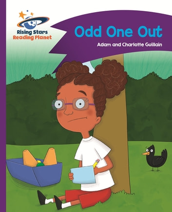Reading Planet - Odd One Out - Purple: Comet Street Kids ebook by Adam Guillain,Charlotte Guillain