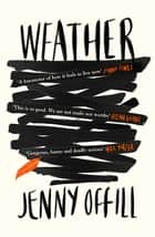 Weather ebook by Jenny Offill