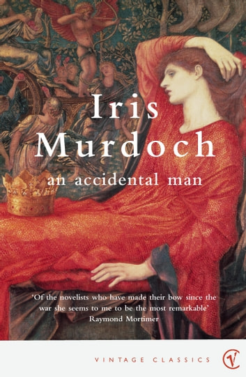 An Accidental Man ebook by Iris Murdoch