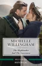 The Highlander and the Governess ebook by Michelle Willingham
