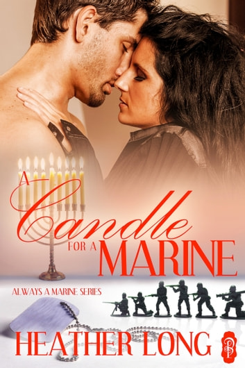 A Candle For a Marine ebook by Heather Long