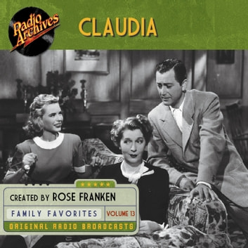 Claudia, Volume 13 audiobook by James Thurber