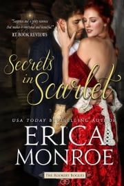 Secrets in Scarlet ebook by Erica Monroe
