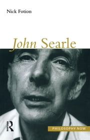 John Searle ebook by Nicholas Fotion