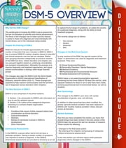 DSM-5 Overview (Speedy Study Guides) ebook by Speedy Publishing