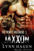 Jaxxon ebook by Lynn Hagen