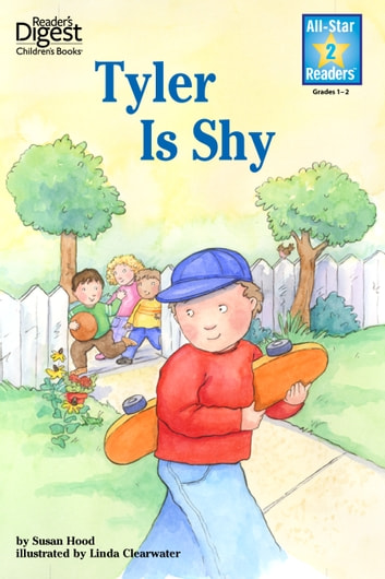 Tyler is Shy - with audio recording eBook by Susan Hood