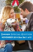 Harlequin Special Edition November 2014 - Box Set 1 of 2 - A Weaver Christmas Gift\The Soldier's Holiday Homecoming\Santa's Playbook ebook by Allison Leigh, Judy Duarte, Karen Templeton