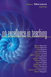 On Excellence in Teaching ebook by Robert J. Marzano