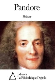 Pandore ebook by Voltaire