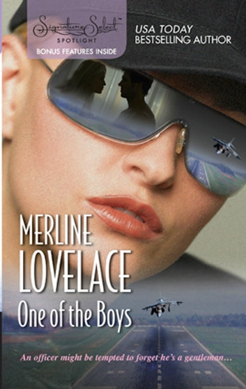 One of the Boys - An Anthology ebook by Merline Lovelace