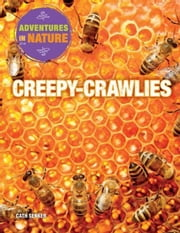 Creepy-Crawlies ebook by Senker, Cath