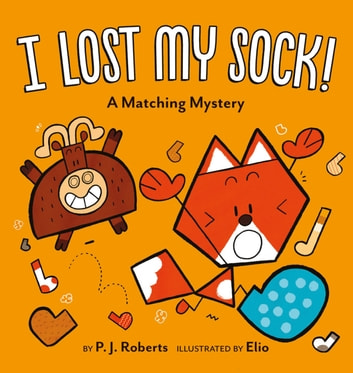 I Lost My Sock! - A Matching Mystery ebook by P. J. Roberts