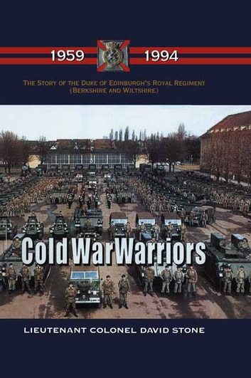 Cold War Warriors ebook by David Stone