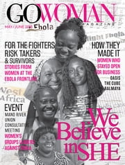 WE BELIEVE IN SHE ebook by GoWoman Magazine