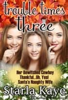 Trouble Times Three ebook by Starla Kaye
