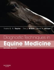 Diagnostic Techniques in Equine Medicine ebook by