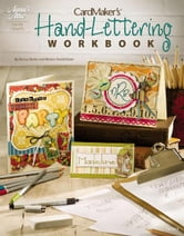 CardMaker's Hand-Lettering Workbook ebook by Nancy Burke,Marian Rodenhizer