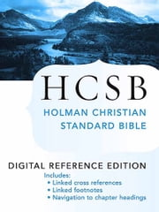 The Holy Bible: HCSB Digital Reference Edition ebook by Kobo.Web.Store.Products.Fields.ContributorFieldViewModel