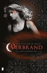 Verbrand ebook by Kristin Cast,P.C. Cast