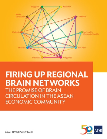 Firing Up Regional Brain Networks - The Promise of Brain Circulation in the ASEAN Economic Community ebook by Asian Development Bank
