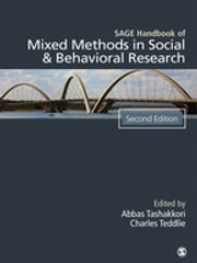 SAGE Handbook of Mixed Methods in Social & Behavioral Research ebook by Abbas M. Tashakkori,Charles B. Teddlie