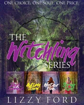 The Witchling Series ebook by Lizzy Ford
