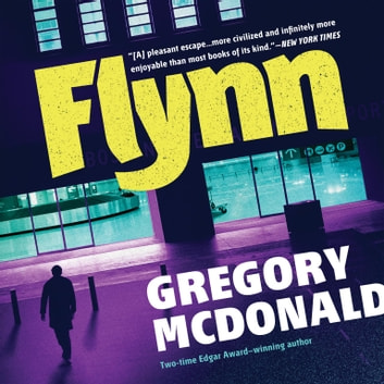 Flynn audiobook by Gregory Mcdonald