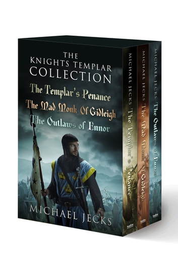 The Knights Templar Collection Ebook By Michael Jecks