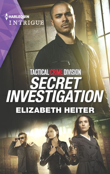 Secret Investigation ebook by Elizabeth Heiter