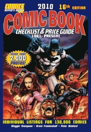 2010 Comic Book Checklist & Price Guide ebook by Kobo.Web.Store.Products.Fields.ContributorFieldViewModel