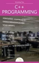 C++ Programming Language ebook by Knowledge flow
