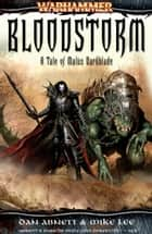 Bloodstorm ebook by Dan Abnett, Mike Lee