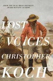Lost Voices ebook by Christopher Koch